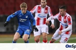 Europa League - 12ος όμιλος: Μοιρασιά πρόκρισης στο Βελιγράδι – Νίκη χωρίς αντίκρισμα για Σλόβαν