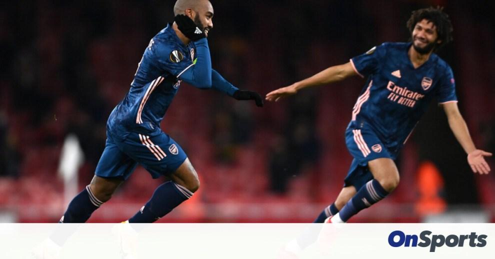 Europa League 2ος Όμιλος: Τεσσάρα η Άρσεναλ, προβάδισμα για Μόλντε (video+photos)