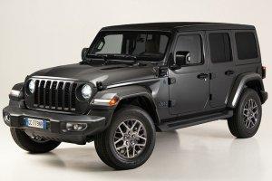 Έρχεται στην Ευρώπη το νέο Plug-in Jeep Wrangler 4xe