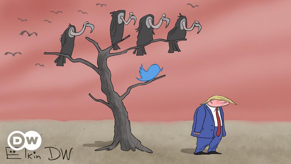 Έχει νόημα το μπλοκάρισμα λογαριασμών στο Twitter; | DW | 14.01.2021