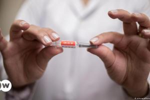Αντιπαράθεση για τα «τουρκικά» εμβόλια στα κατεχόμενα | DW | 15.01.2021