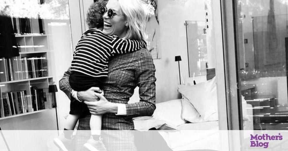 Βίκυ Καγιά: Μας έδειξε την απίθανη τούρτα γενεθλίων του γιου της