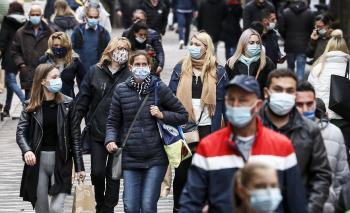 Γερμανία-Κορνοϊός: Σημειώθηκαν 819 θάνατοι σε ένα 24ωρο