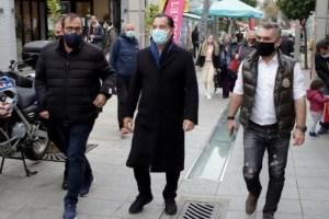 Γεωργιάδης: Σαν γιορτές η χαρά στην αγορά