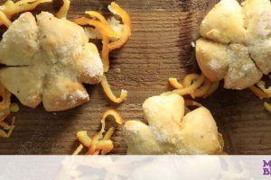 Γλυκά ψωμάκια με πορτοκάλι και γλυκάνισο από τον Άκη Πετρετζίκη