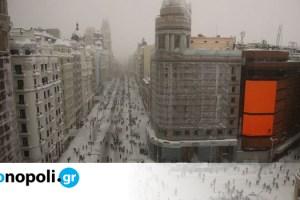 Η μεταμέλεια του χιονιού - Monopoli.gr