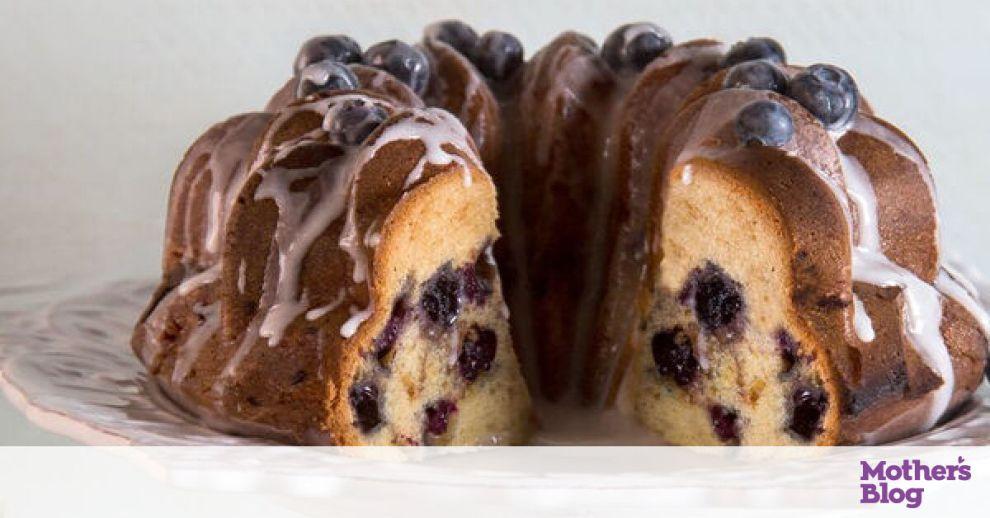 Κέικ με μύρτιλα - Θα το λατρέψουν όλοι στο σπίτι