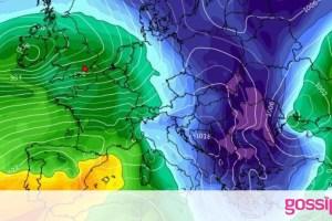 Καιρός: Νέα ψυχρή εισβολή από την Τρίτη, ανοικτά όλα για χιόνια και σε χαμηλά υψόμετρα