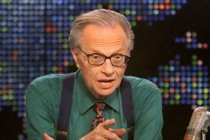 Οι αξέχαστες συνεντεύξεις του Λάρι Κινγκ και τα ρεκόρ τηλεθέασης - Ειδήσεις - νέα - Το Βήμα Online