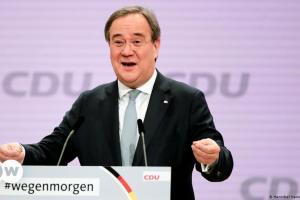Ο νέος πρόεδρος του CDU οπαδός της γραμμής Μέρκελ | DW | 16.01.2021