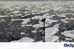 Παγκόσμια ανησυχία: Οι πάγοι λιώνουν με ανεξέλεγκτους ρυθμούς (video)