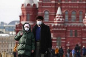 Ρωσία-Κορονοϊός: 23.586 νέα κρούσματα και 481 θάνατοι σε 24 ώρες