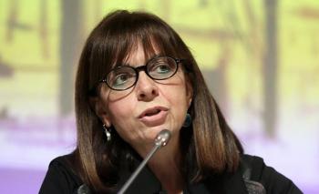 Σακελλαροπούλου: Χρέος μας η διαφύλαξη της ιστορικής μνήμης του Ολοκαυτώματος