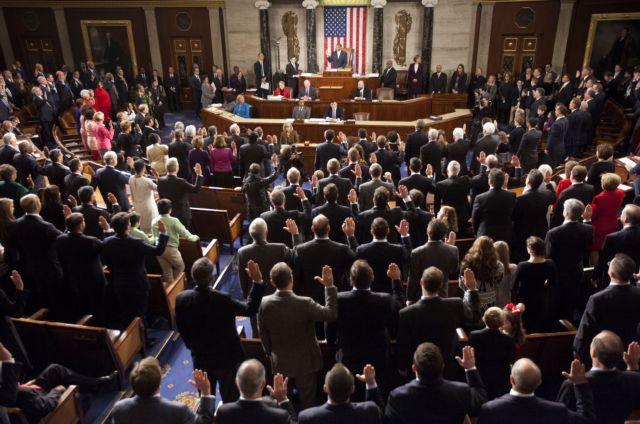 Εταιρίες αναστέλλουν χορηγίες σε μέλη του Κογκρέσου που καταψήφισαν την επικύρωση της νίκης Μπάιντεν