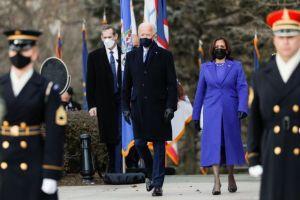 Ορκωμοσία Μπάιντεν : Παγκόσμιοι ηγέτες χαιρετίζουν τον νέο πρόεδρο των ΗΠΑ
