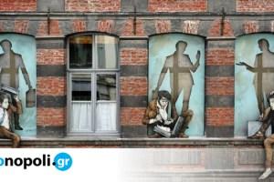10 φορές που η τέχνη του δρόμου έδωσε ζωντάνια στην πόλη του Παρισιού - Monopoli.gr