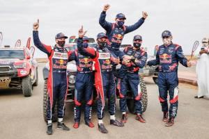 43ο Ράλι Dakar 2021: 14η νίκη για «Την αλεπού της Ερήμου»