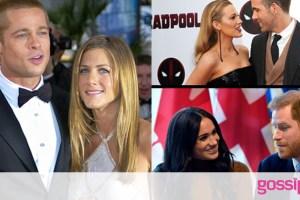 Brad Pitt-Jennifer Aniston: Μόλις μάθαμε τον απίθανο τρόπο με τον οποίο γνωρίστηκαν (photos)