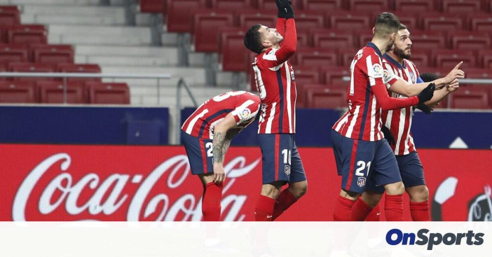 La Liga: Αντέχει στην κορυφή η Ατλέτικο του Σιμεόνε (video)