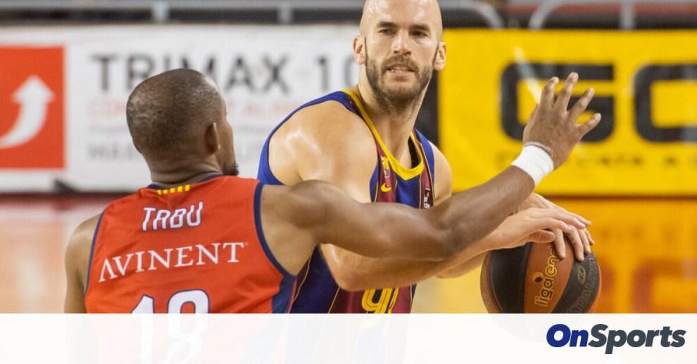 Liga Endesa: Με ασταμάτητο Κούριτς νίκησε την Μανρέσα η Μπαρτσελόνα (photos)