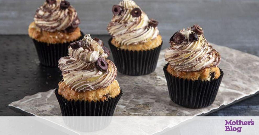 Muffins με φέτα και πάστα ελιάς - Δείτε πώς θα τα φτιάξετε