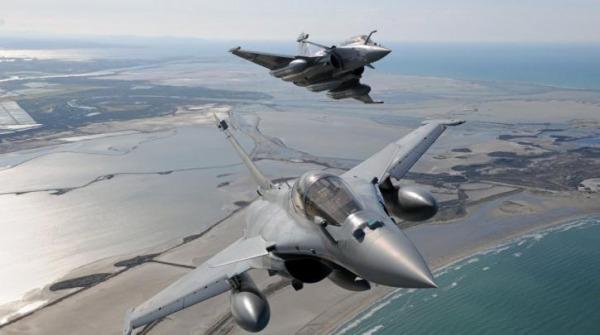 Rafale: Στην Ολομέλεια της Βουλής αύριο το ν/σ για τα 18 γαλλικά μαχητικά