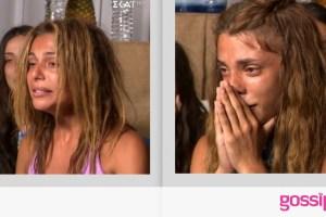 Survivor: «Έσπασαν» οι παίκτριες! Τα κλάματα και το σοκ της Μαριαλένας με το μήνυμα του Λιβάνη