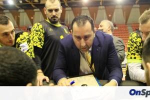 Άρης: Ο Καμπερίδης μίλησε για «καλό τεστ με τον Παναθηναϊκό»