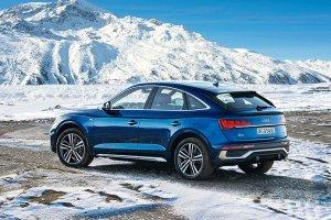 Αναβαθμίζονται τα plug-in υβριδικά Audi Q5, A6 και A7