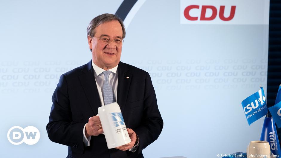 Αόρατη ακόμη η νέα ηγεσία της CDU | DW | 27.02.2021