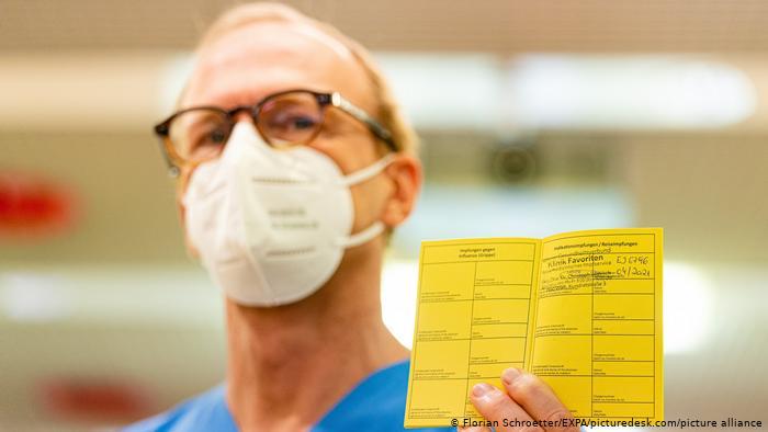 Γερμανικά ΜΜΕ : Αργεί ακόμη το διαβατήριο εμβολιασμού