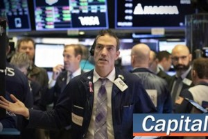'Καθίζηση' στην Wall ελέω... ομολόγων - 560 μονάδες έχασε ο Dow, στο -3,5% έκλεισε ο Nasdaq