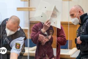 Καταδίκη σύρου πράκτορα στη Γερμανία | DW | 24.02.2021
