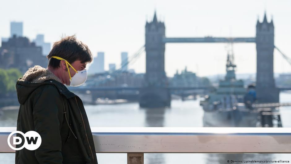Μ. Βρετανία: Σχέδιο άρσης του λοκντάουν | DW | 22.02.2021
