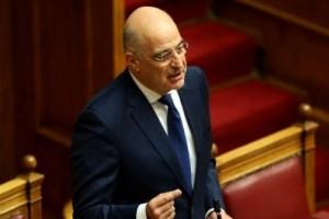 Υπερψηφίστηκε με αλλαγές από τον Ν. Δένδια το ν/σ για τον νέο Οργανισμό του ΥΠΕΞ