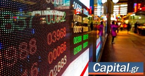 Απώλειες στις ασιατικές αγορές
