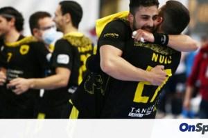 ΑΕΚ: Στην Αθήνα τα ματς με Νέβα