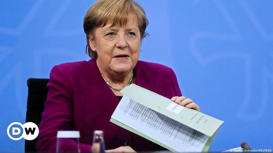 Ανάμικτες αντιδράσεις στη Γερμανία για το λοκντάουν | DW | 04.03.2021