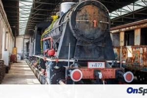 Αυθεντικά βαγόνια του Οριάν Εξπρές και ατμομηχανές από το 1929 «ζωντανεύουν» στη Δράμα