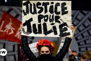 """Γαλλία: Η υπόθεση βιασμού της """"Ζιλί"""" συγκλονίζει   DW   15.03.2021"""