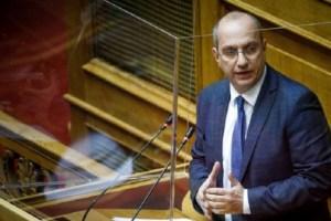 Θετικός στο κορονοϊό ο υφυπουργός Αγροτικής Ανάπτυξης