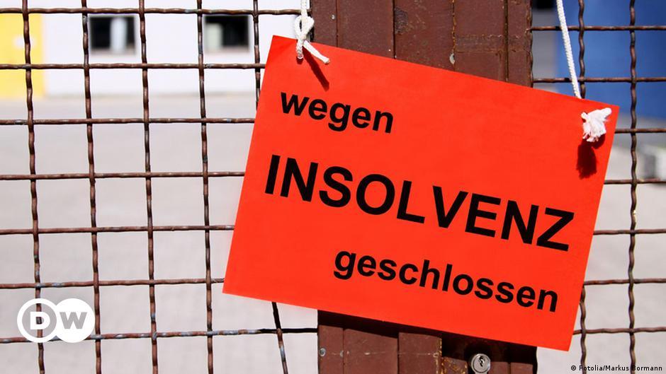 Πανδημία: Ενώπιον 25.000 πτωχεύσεων η Γερμανία; | DW | 04.03.2021