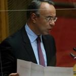 Σταϊκούρας: Με τις αποφάσεις της ΕΕ αποφεύγονται οι πιέσεις της κρίσης στους εθνικούς προϋπολογισμούς
