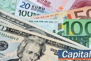 Το ευρώ ενισχύεται 0,33%, στα 1,1886 δολάρια