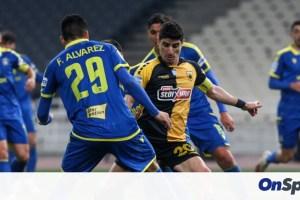 ΑΕΚ-Αστέρας Τρίπολης: Συνέχεια στην... άνοδο