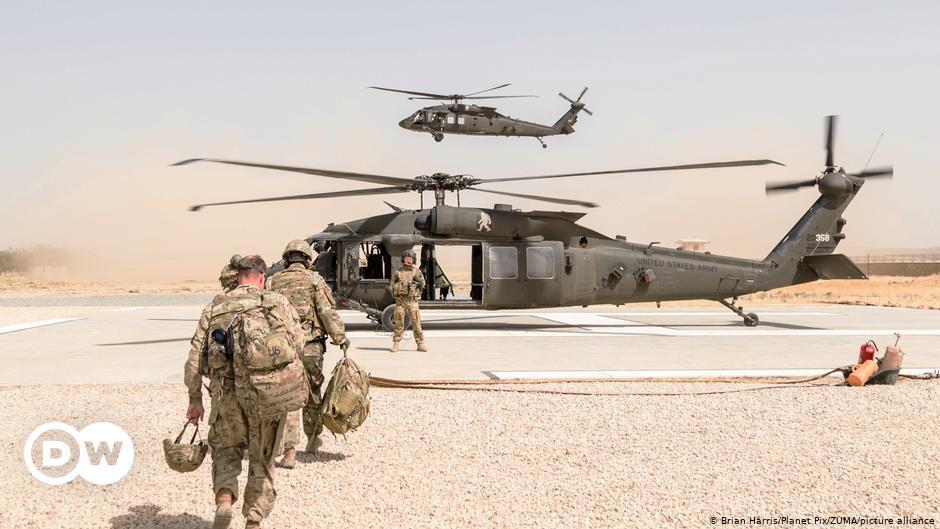 Αφγανιστάν: Το ΝΑΤΟ φεύγει. Τι απομένει; | DW | 15.04.2021