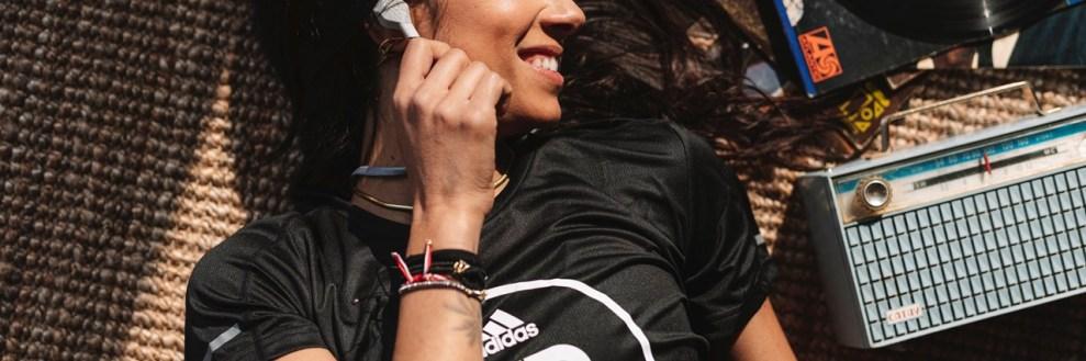 Ελεάννα Λίμα: Η femaleCaptain των adidas Runners μιλά για τις fitness συνήθειές της και μάς δίνει τις συμβουλές της