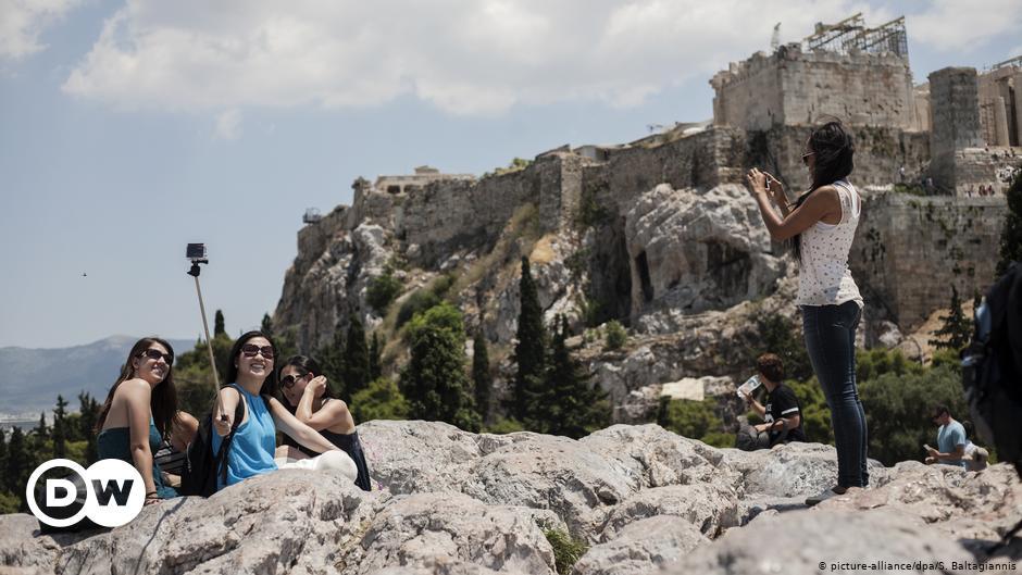 Η Αθήνα ανοίγει την όρεξη για διακοπές | DW | 08.04.2021