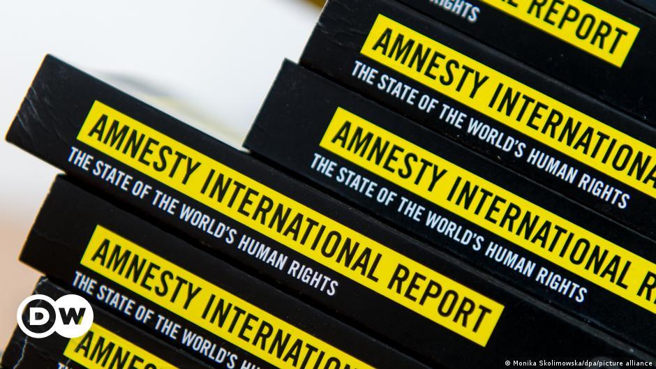Θύμα της πανδημίας και τα ανθρώπινα δικαιώματα   DW   08.04.2021