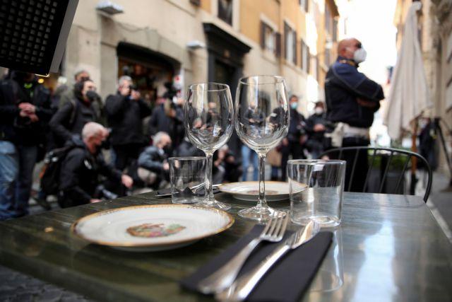 Ιταλία : Στα ύψη νεκροί και κρούσματα